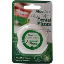 Aloe Dent Mint Dental Floss