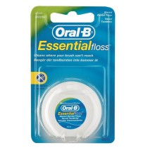 Oral-B Essential Floss Waxed Mint 50m