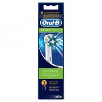 Oral-B Cross Action Replacement Heads 3's
