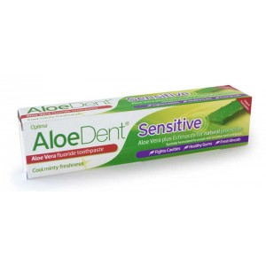 Aloe Dent Sensitive Toothpaste with Fluoride 100ml