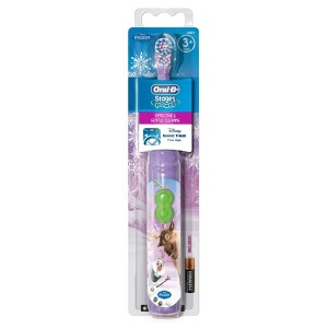 Oral-B Stages Power Frozen Kids Battery Toothbrush