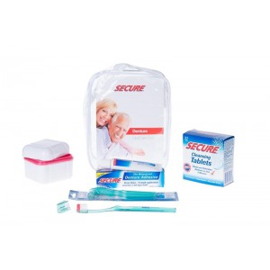 SECURE Denture Care Pack